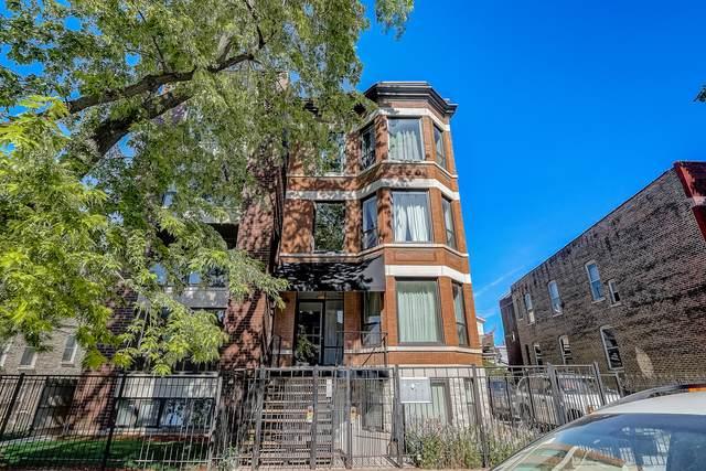 1521 N Fairfield Avenue #3, Chicago, IL 60622 (MLS #11114280) :: Ani Real Estate