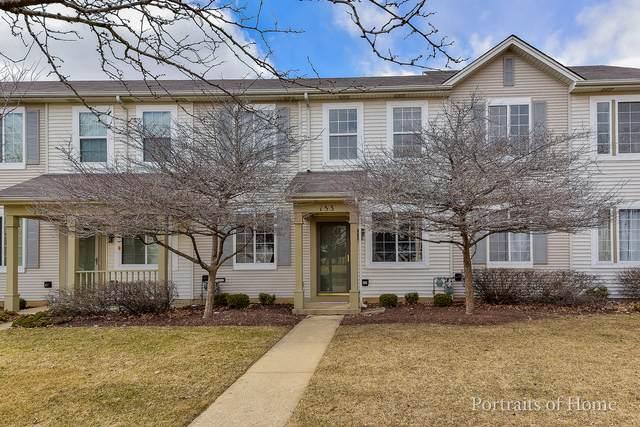 153 Azalea Circle, Romeoville, IL 60446 (MLS #11114351) :: Ryan Dallas Real Estate