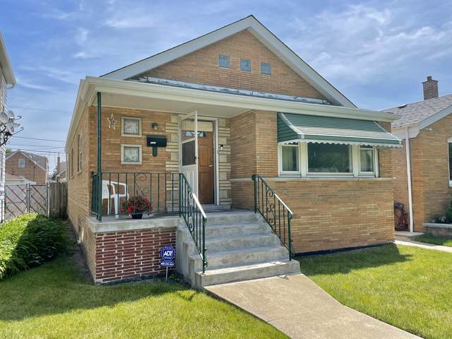 5247 S Kenneth Avenue, Chicago, IL 60632 (MLS #11114426) :: Littlefield Group