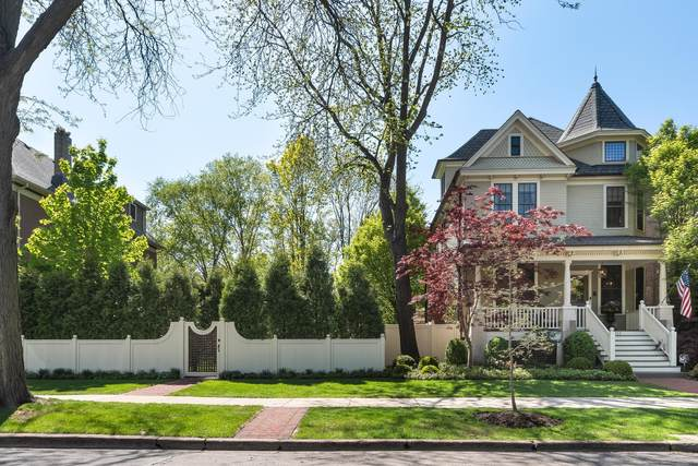 5452 N Lakewood Avenue, Chicago, IL 60640 (MLS #11114589) :: Touchstone Group