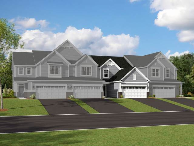 16509 S. Brook  #170.3 Lane, Lockport, IL 60441 (MLS #11114590) :: John Lyons Real Estate