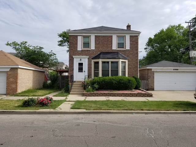 6466 W Bloomingdale Avenue, Chicago, IL 60707 (MLS #11114636) :: The Wexler Group at Keller Williams Preferred Realty