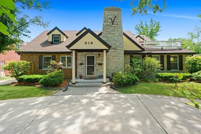 819 N Spring Avenue, La Grange Park, IL 60526 (MLS #11114675) :: Suburban Life Realty