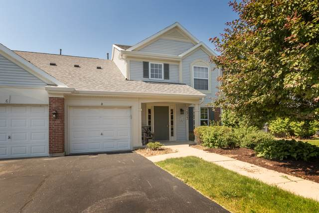 13923 S Bristlecone Lane D, Plainfield, IL 60544 (MLS #11114897) :: The Wexler Group at Keller Williams Preferred Realty