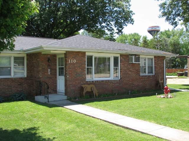110 E Jefferson Street, Gardner, IL 60424 (MLS #11115036) :: The Wexler Group at Keller Williams Preferred Realty