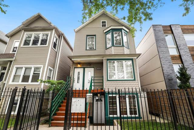 1633 N Maplewood Avenue, Chicago, IL 60647 (MLS #11115078) :: Carolyn and Hillary Homes