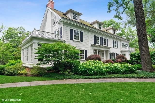 1010 Chestnut Avenue, Wilmette, IL 60091 (MLS #11115130) :: Jacqui Miller Homes