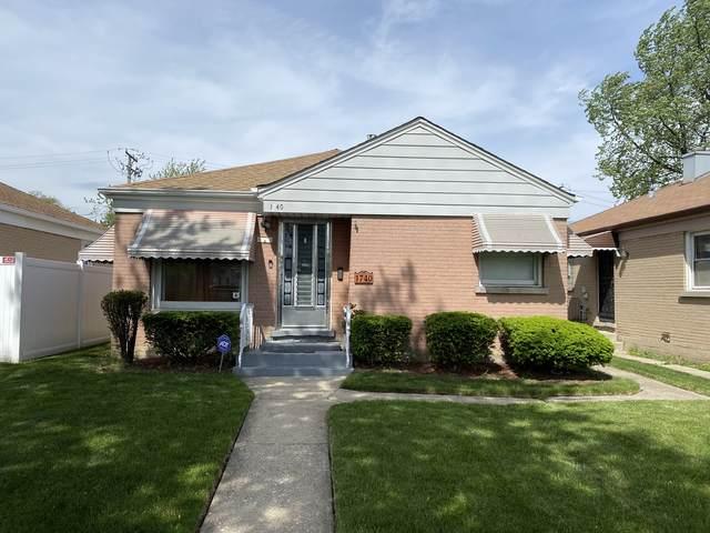 1740 N 14th Avenue, Melrose Park, IL 60160 (MLS #11115179) :: Ryan Dallas Real Estate
