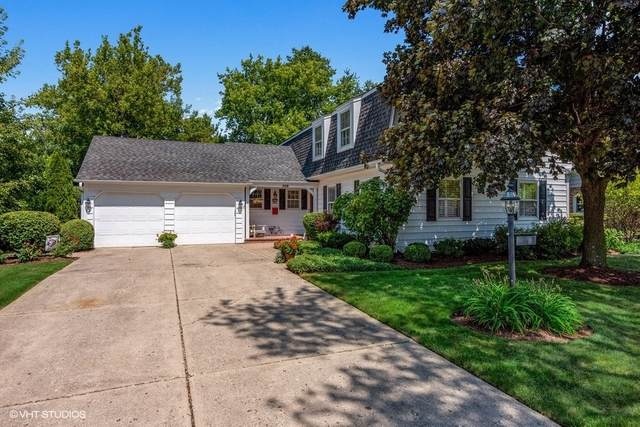 458 E Carpenter Drive, Palatine, IL 60074 (MLS #11115292) :: Suburban Life Realty