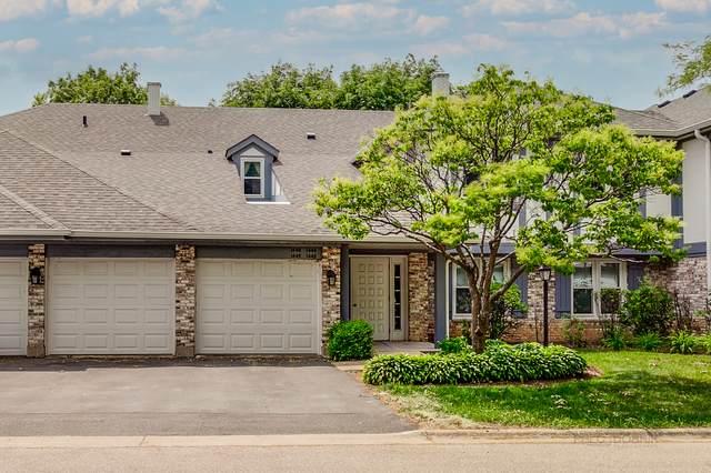 1442 Clairmont Court #206, Vernon Hills, IL 60061 (MLS #11115327) :: Helen Oliveri Real Estate