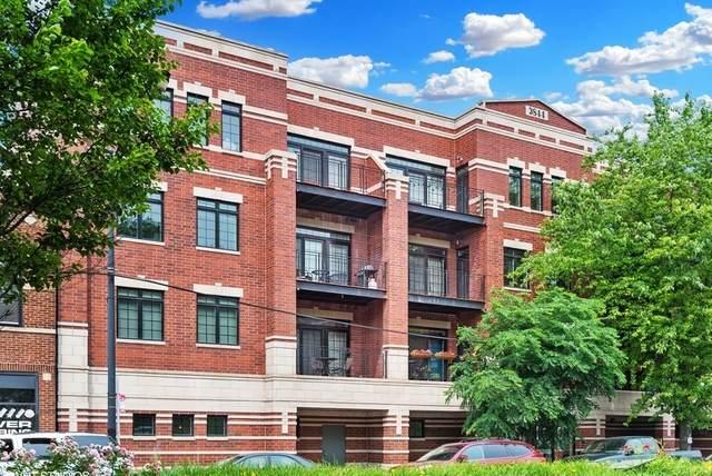 3844 N Ashland Avenue #23, Chicago, IL 60613 (MLS #11115358) :: Lewke Partners