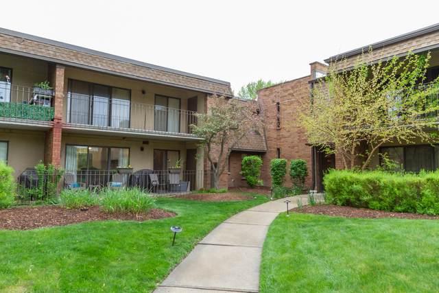 110 Old Oak Drive #132, Buffalo Grove, IL 60089 (MLS #11115419) :: O'Neil Property Group