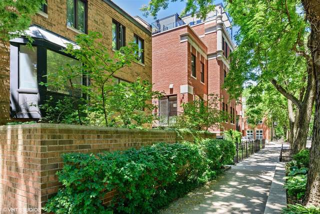 1750 N Cleveland Avenue B, Chicago, IL 60614 (MLS #11115438) :: Angela Walker Homes Real Estate Group