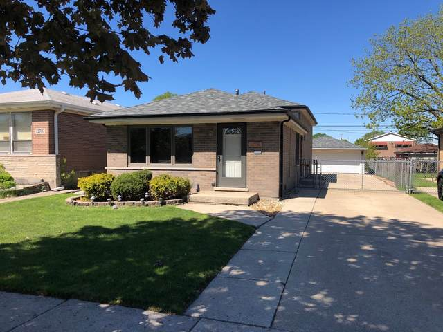 12736 S Muskegon Avenue, Chicago, IL 60633 (MLS #11115560) :: BN Homes Group