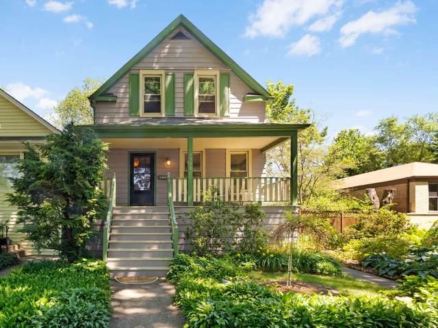1509 South Boulevard, Evanston, IL 60202 (MLS #11115582) :: John Lyons Real Estate