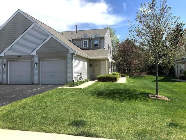 2811 Rutland Circle #201, Naperville, IL 60564 (MLS #11115620) :: Touchstone Group