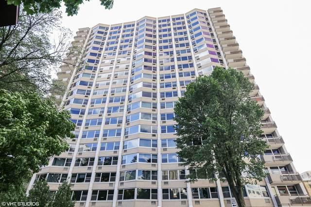 555 W Cornelia Avenue #512, Chicago, IL 60657 (MLS #11115652) :: The Wexler Group at Keller Williams Preferred Realty