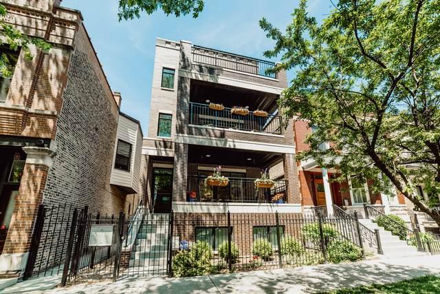 1242 W Grace Street #1, Chicago, IL 60613 (MLS #11115720) :: Lewke Partners