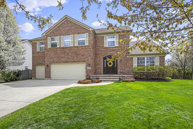 26245 W Lookout Point Court, Channahon, IL 60410 (MLS #11115804) :: O'Neil Property Group
