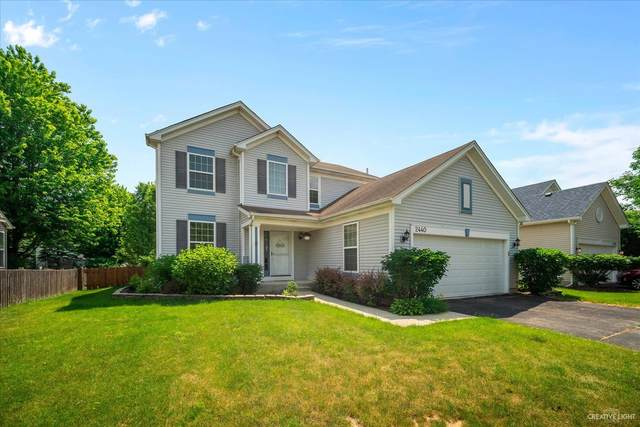 2440 Hartfield Drive, Montgomery, IL 60538 (MLS #11115905) :: O'Neil Property Group