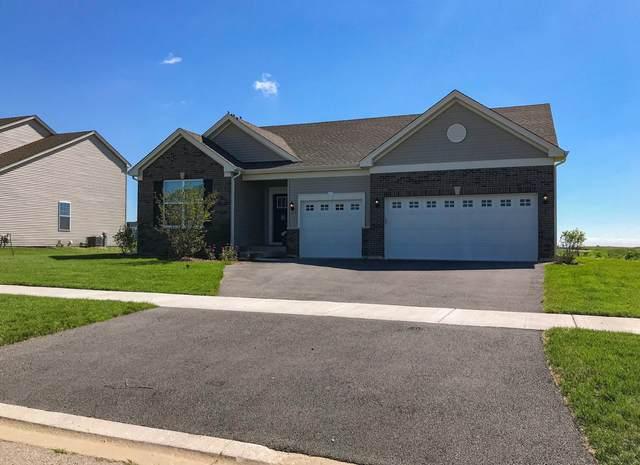 451 Parkside Lane, Yorkville, IL 60560 (MLS #11115936) :: BN Homes Group