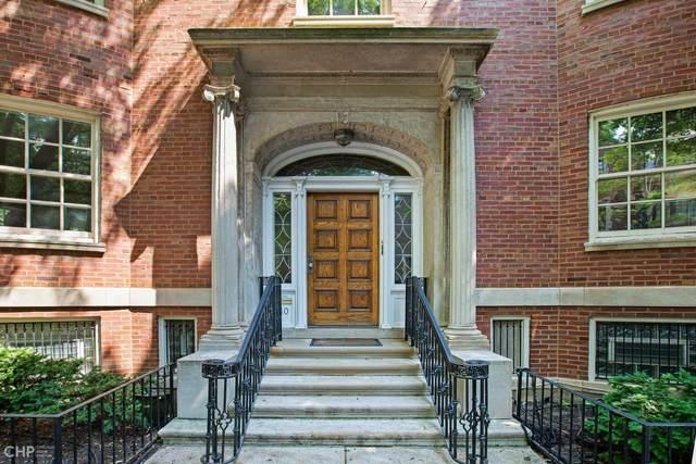 40 E Burton Place, Chicago, IL 60610 (MLS #11116034) :: Ryan Dallas Real Estate