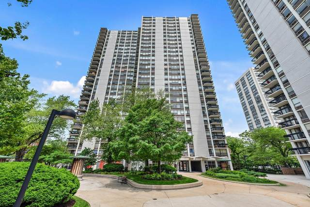 1460 N Sandburg Terrace 1503A, Chicago, IL 60610 (MLS #11116046) :: BN Homes Group