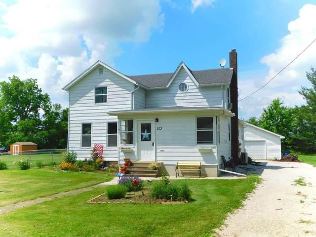 513 E Prairie Street, Odell, IL 60460 (MLS #11116073) :: Touchstone Group