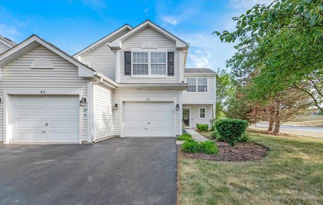 82 Harvest Gate, Lake In The Hills, IL 60156 (MLS #11116163) :: The Wexler Group at Keller Williams Preferred Realty