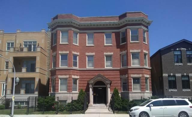 4423 S Calumet Avenue 3S, Chicago, IL 60653 (MLS #11116192) :: Suburban Life Realty