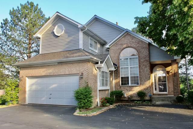 1033 S Parkside Drive, Palatine, IL 60067 (MLS #11116277) :: O'Neil Property Group