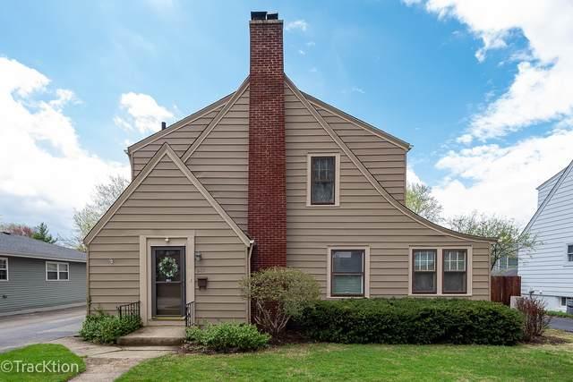 601 Prairie Avenue, Downers Grove, IL 60515 (MLS #11116325) :: John Lyons Real Estate