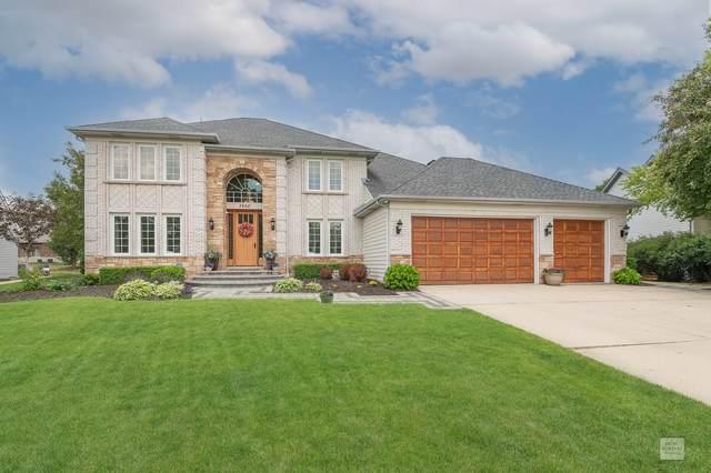 1460 Carlisle Street, Algonquin, IL 60102 (MLS #11116329) :: Touchstone Group