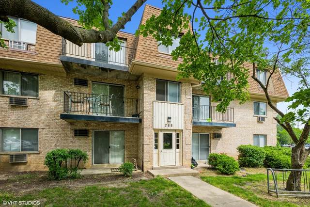 266 Shorewood Drive 2A, Glendale Heights, IL 60139 (MLS #11116347) :: BN Homes Group