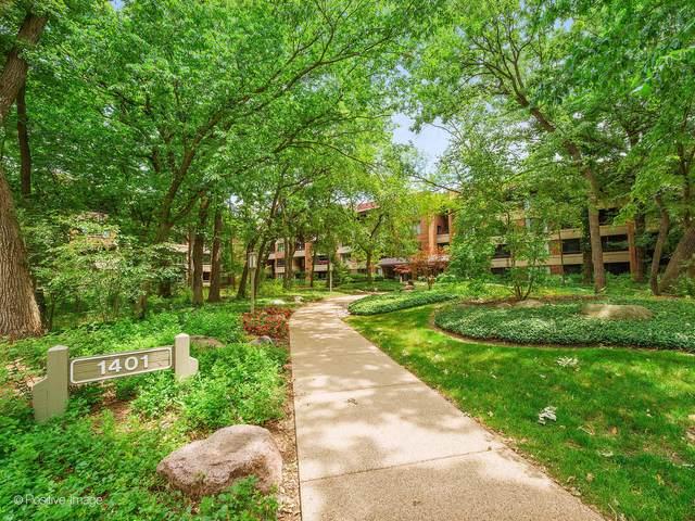 1401 Burr Oak Road 309B, Hinsdale, IL 60521 (MLS #11116477) :: The Wexler Group at Keller Williams Preferred Realty