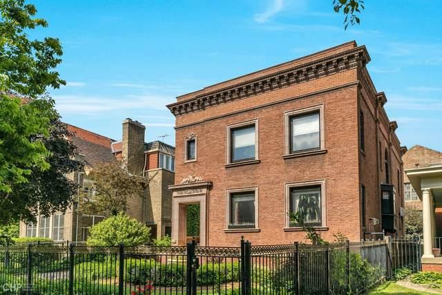 5020 S Ellis Avenue, Chicago, IL 60615 (MLS #11116516) :: BN Homes Group