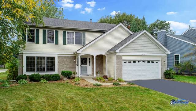 1072 Sumner Circle, Gurnee, IL 60031 (MLS #11116736) :: BN Homes Group