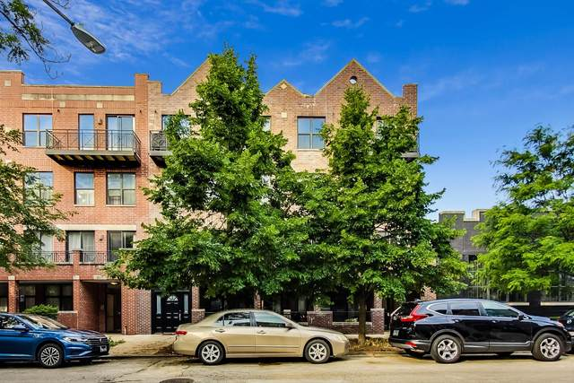 2524 N Willetts Court 1N, Chicago, IL 60647 (MLS #11116767) :: Touchstone Group