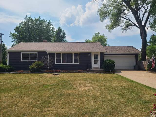 803 Balmoral Drive #1, East Dundee, IL 60118 (MLS #11116851) :: BN Homes Group