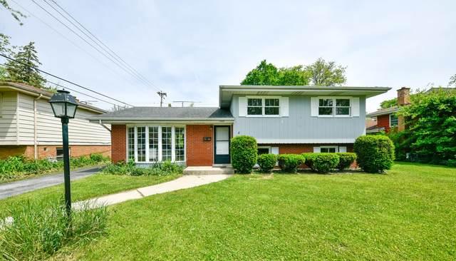 1208 Evergreen Road, Homewood, IL 60430 (MLS #11116864) :: Ryan Dallas Real Estate