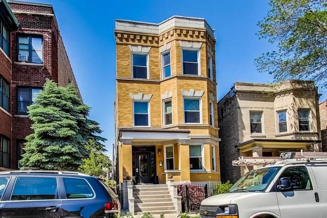 1510 W Bryn Mawr Avenue #2, Chicago, IL 60660 (MLS #11116911) :: Touchstone Group