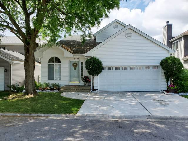 6431 Parksleg Court, Lisle, IL 60532 (MLS #11116924) :: O'Neil Property Group