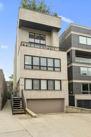 1823 N Halsted Street #3, Chicago, IL 60614 (MLS #11116980) :: Touchstone Group