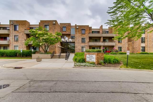 1912 Prairie Square 107A, Schaumburg, IL 60173 (MLS #11117122) :: Ryan Dallas Real Estate