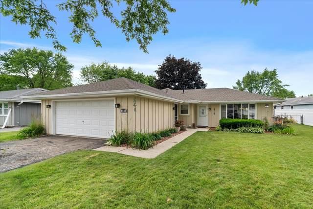 3463 Buck Avenue, Joliet, IL 60431 (MLS #11117175) :: O'Neil Property Group