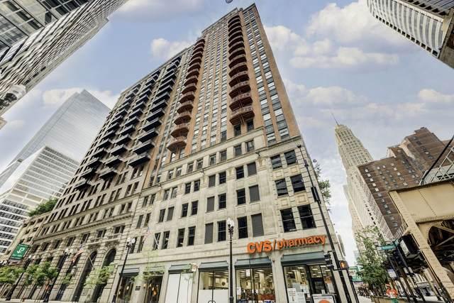 208 W Washington Street #1605, Chicago, IL 60606 (MLS #11117200) :: RE/MAX Next