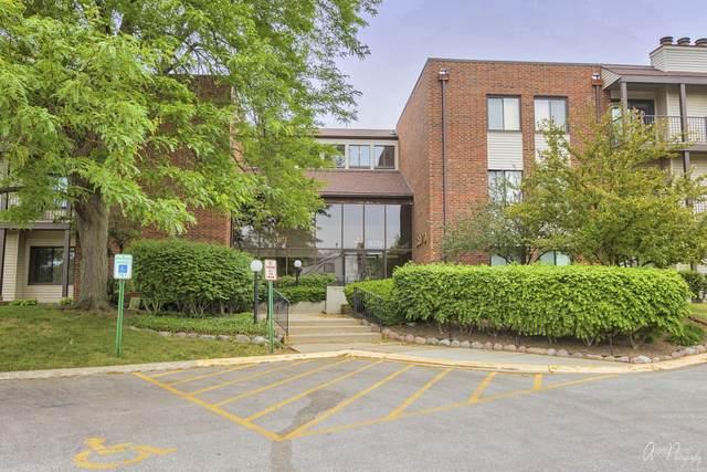 3070 Pheasant Creek Drive #302, Northbrook, IL 60062 (MLS #11117276) :: Suburban Life Realty