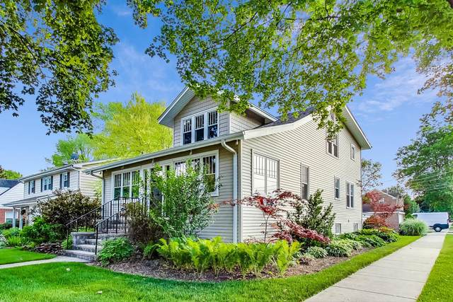 302 S Evergreen Avenue, Arlington Heights, IL 60005 (MLS #11117344) :: Ryan Dallas Real Estate