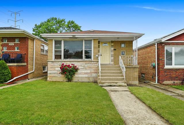 3550 W 83rd Place, Chicago, IL 60652 (MLS #11117385) :: Touchstone Group