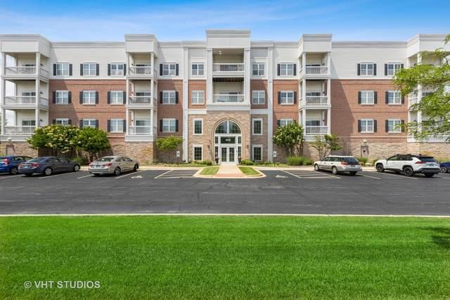3975 Idlewild Lane #302, Naperville, IL 60564 (MLS #11117418) :: O'Neil Property Group